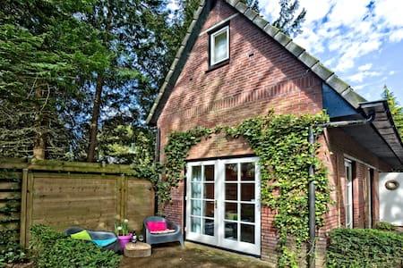 Guesthouse De Bosweg - Soesterberg - 小木屋