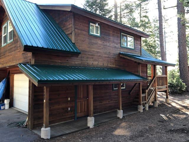Nice one bedroom apartment near Tahoe City