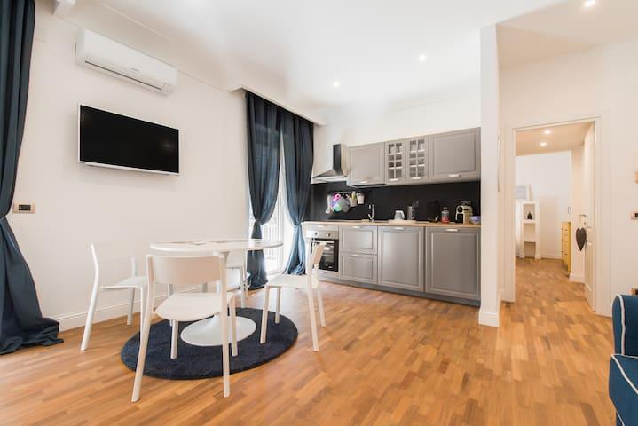 Nuovissimo appartamento a Piazza san Pietro