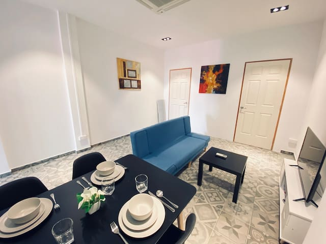 jojo house- 2 bedroom apartment