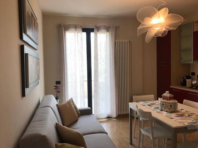 Appartamento vista Golf di Castellaro