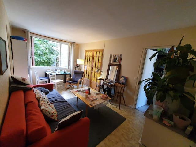Apartment in center Paris jardin des plantes