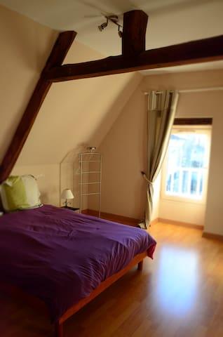 Chambre privée dans charmante maison Quercynoise - Miers - Hus