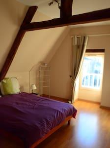 Chambre privée dans charmante maison Quercynoise - Miers - 独立屋