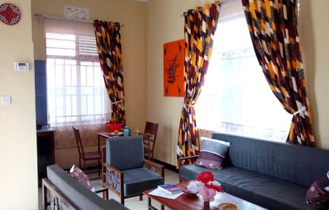 Modern 2BR Self contained Apartment,Mwanza-Giraffe
