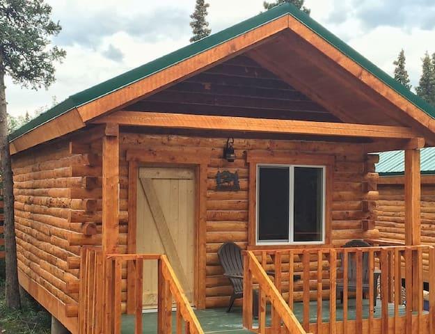 Cozy Lynx Cabin