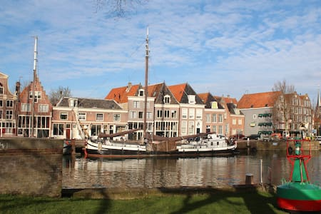 Boot B&B in hartje historisch Hoorn - Hoorn