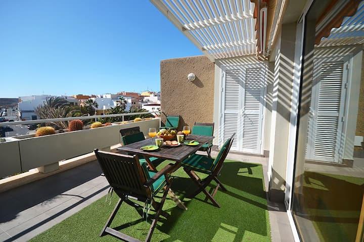 NUEVO! Acogedor apartamento junto al mar, Tenerife