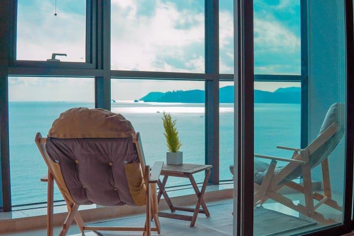 #오션뷰#해운대 Pale de Cz Oceanview Luxury Family Condo