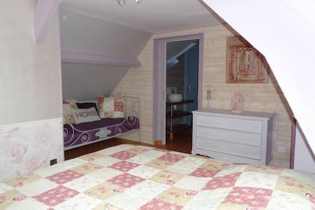 entiérement neuf avec terrasse - Friville-Escarbotin