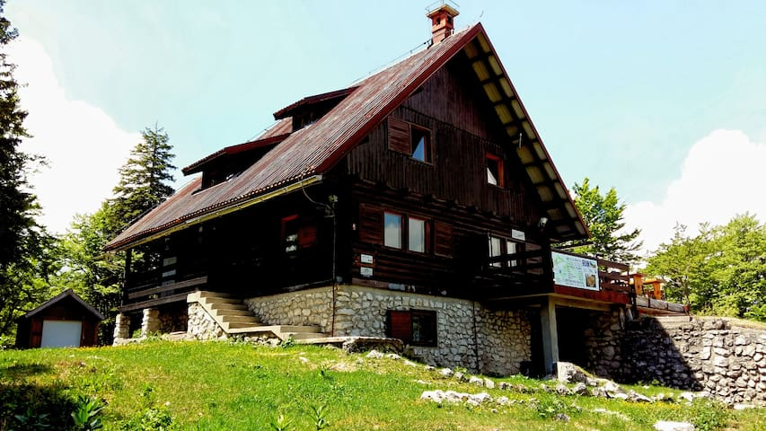 Chalet Zala B&B dormitory rooms/ Outdoor-mania