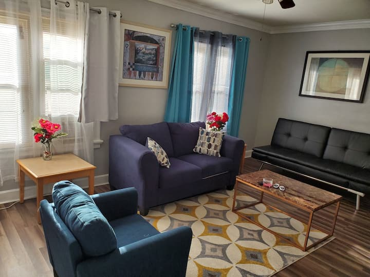 pennview 2 bedroom , extra sofa bed with  best