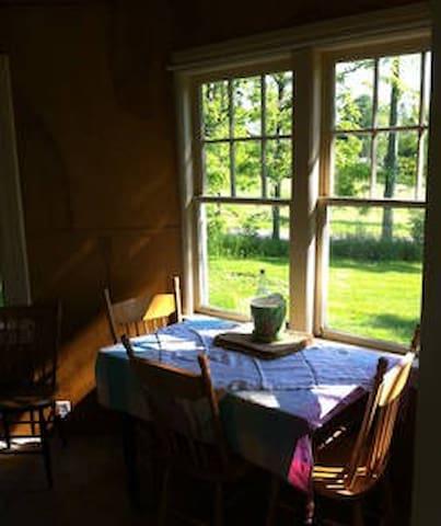 The Green Room at Glenora's