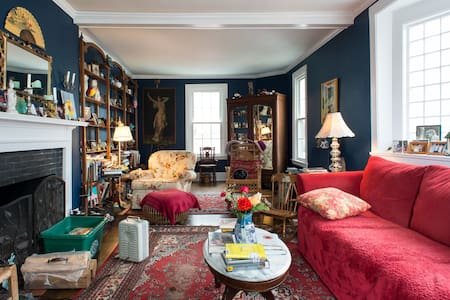 Room for rent in Charming Victorian - Melrose - Talo