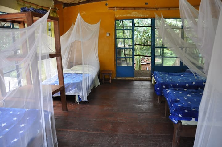 Banda Island - Dormitory