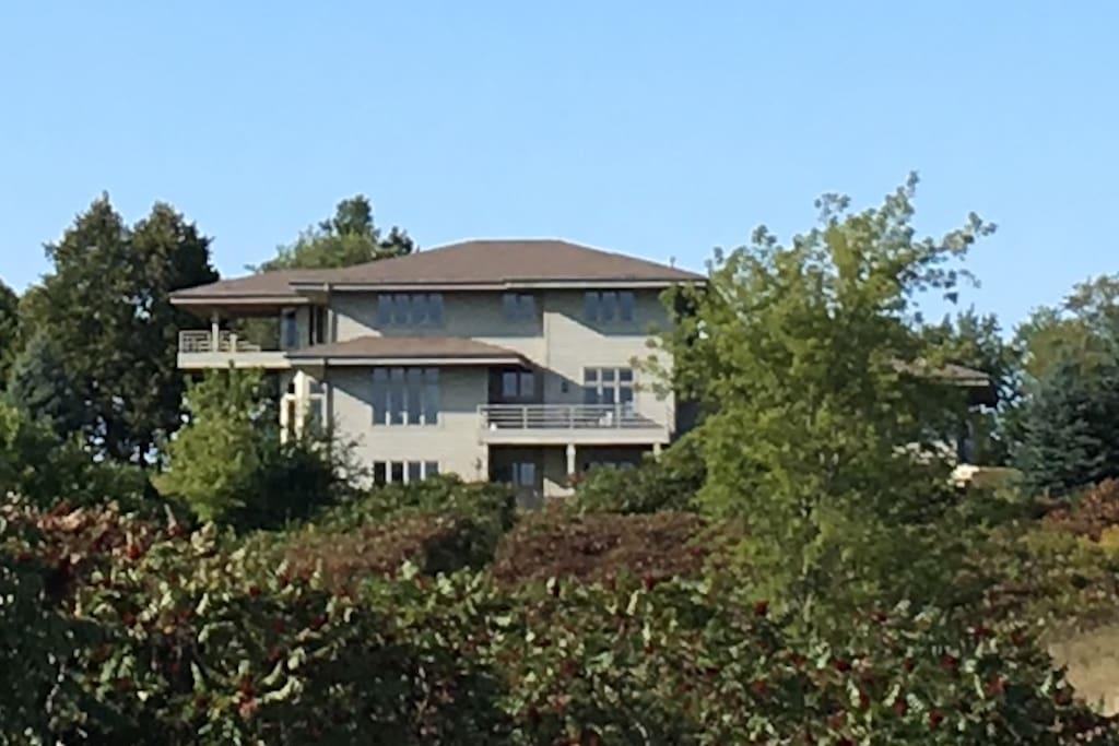 Hilltop Home