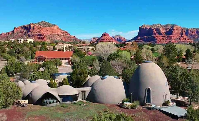 Sedona Domes 5-Star Landmark Extreme Home