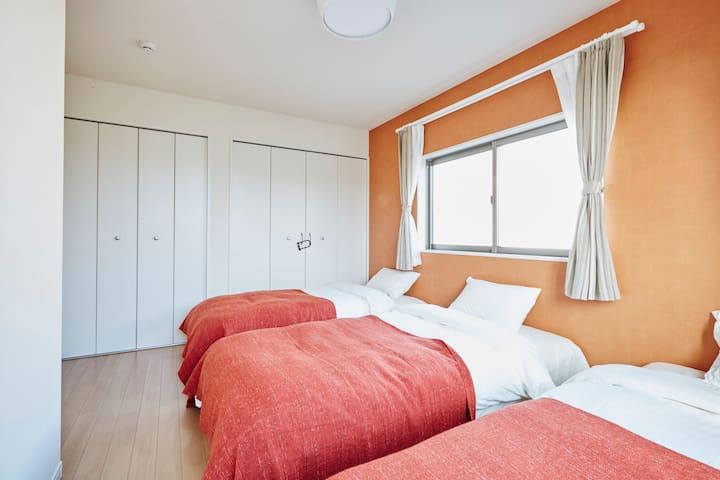 Solomon-Room3☆Shinjuku,Akihabara,Asakusa,Skytree - Kōtō-ku - Huis