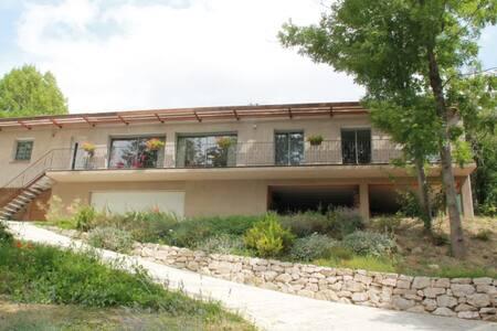 Maison familiale, vue campagne, 15mn du capitole! - Ramonville-Saint-Agne - Villa