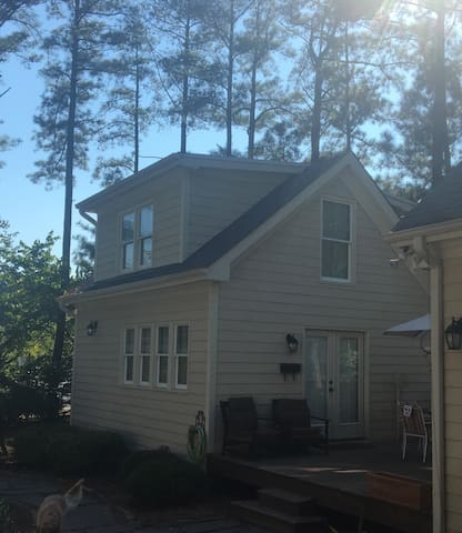 Guest House in Midtown/NHills - Raleigh - Appartement