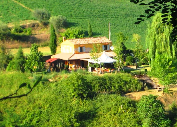 Il refugio self-catering farmhouse - Penne - House