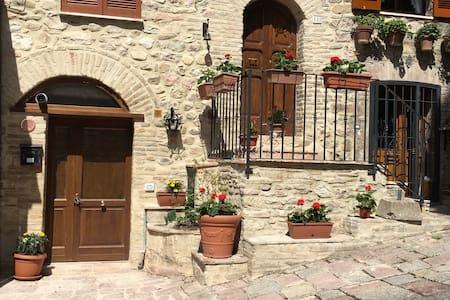 Il Sementone dependance - Assisi  - Dům