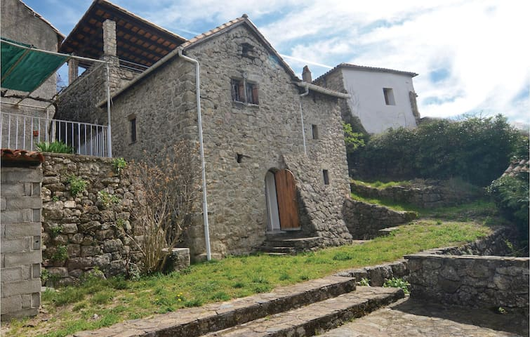 Holiday cottage with 3 bedrooms on 60 m² in St André d Majencoules