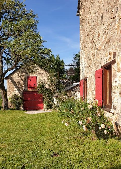 """""""rouet-nature. fr"""" -Gîte cosy à la campagne-"""