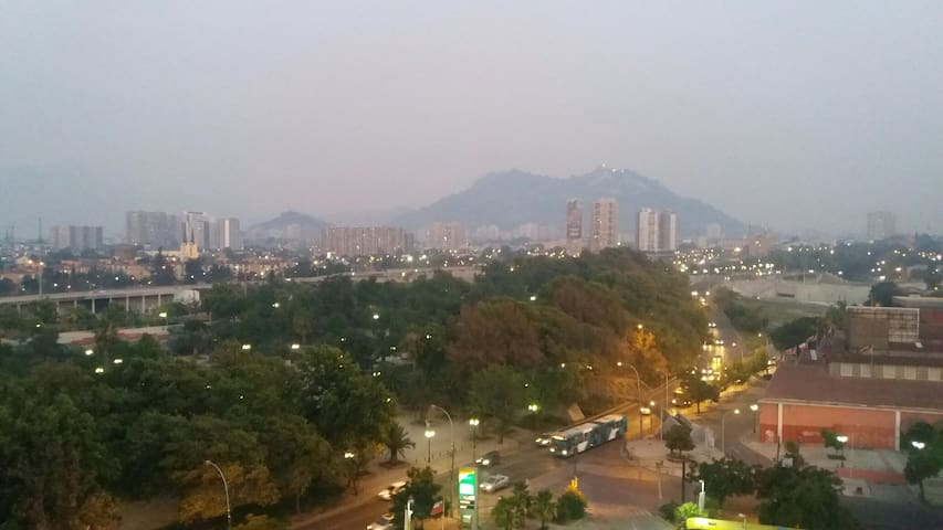 Increíble vista de Santiago - Santiago - House