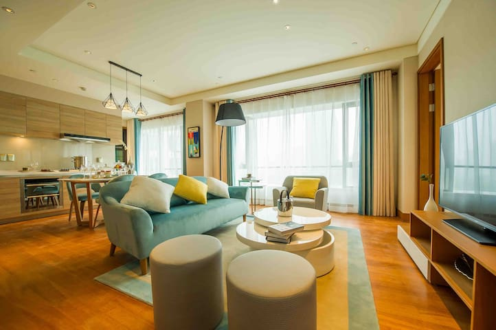 Open Home,be a part of SUZHOU city - Suzhou - Apartament