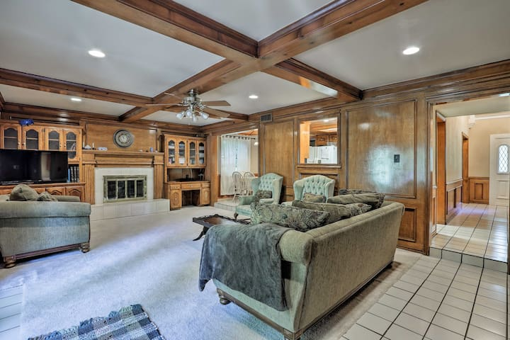 You'll feel right at home in this 4-bed, 4-bath home!