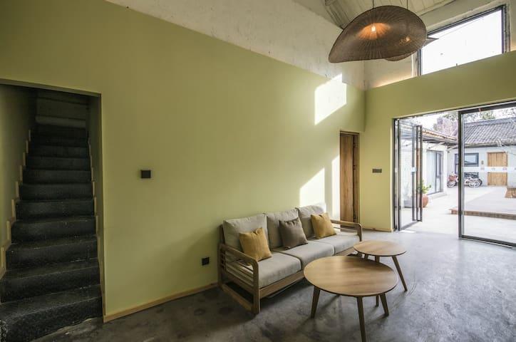 木槿·阁楼套房