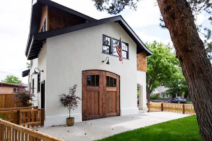 Hgtv S Boise Boys Firehouse Apartments For Rent In Boise Idaho United States
