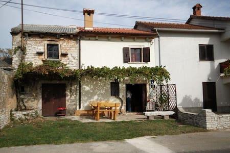 One bedroom house with terrace Celići, Središnja Istra (K-7333) - Kožljani - Muu