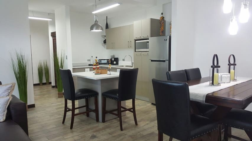 Downtown Luxury Apartment - La Fortuna - Lägenhet