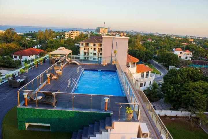 Yasmin Apartments
