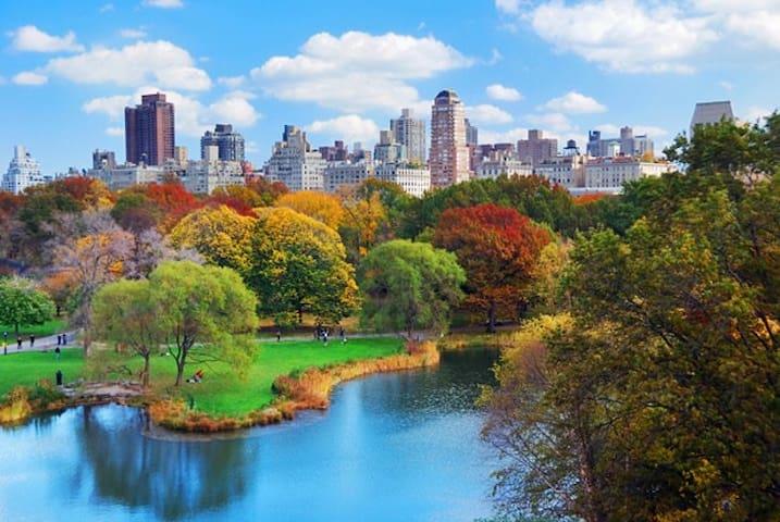 ~Central Park 2 Bed Loft~~Upper West Side-Sleeps 6
