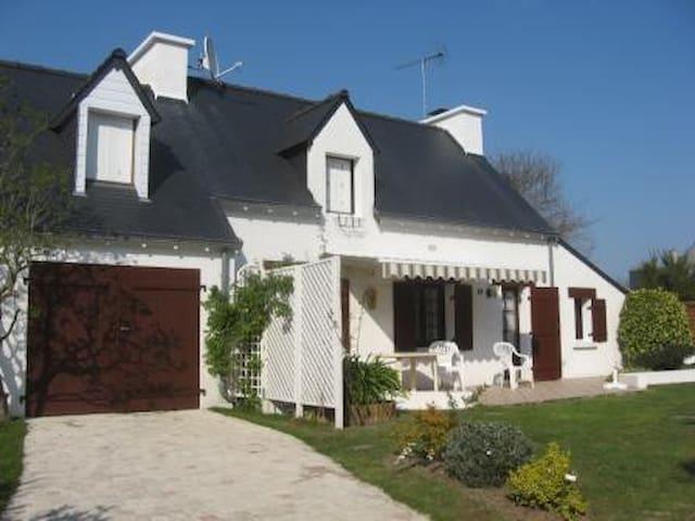 Charmante maison entre Fouesnant et Beg-Meil