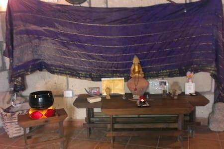 finca ecologica de meditacíon y mindfulness - Fasnia - Rumah