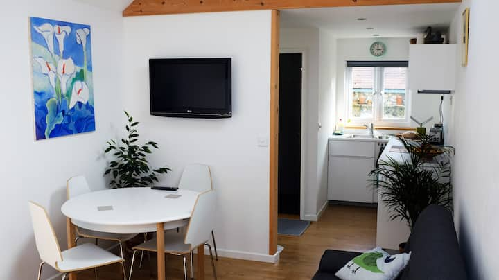 Self Contained Studio in Rottingdean