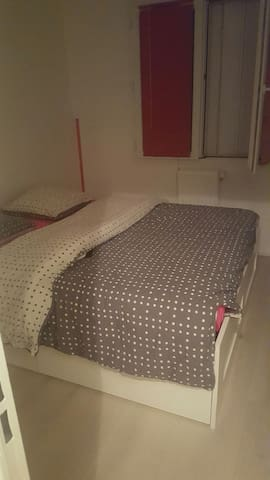 Logement agréable - Alfortville - Appartement
