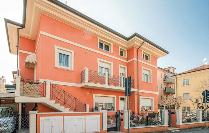 Stunning home in Rimini with WiFi and 2 Bedrooms