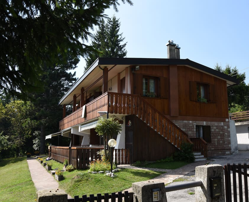 Boutique apartment gastagh asiago gallio for Asiago appartamenti affitto