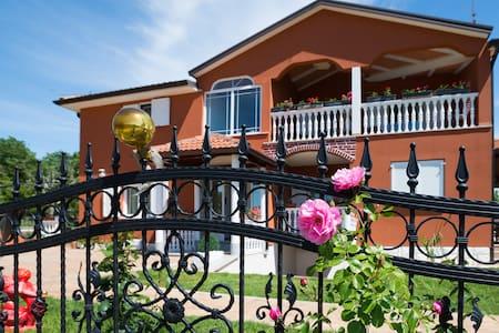 Comfortable idyllic apartment Barica 2+2 free Wifi - Valica