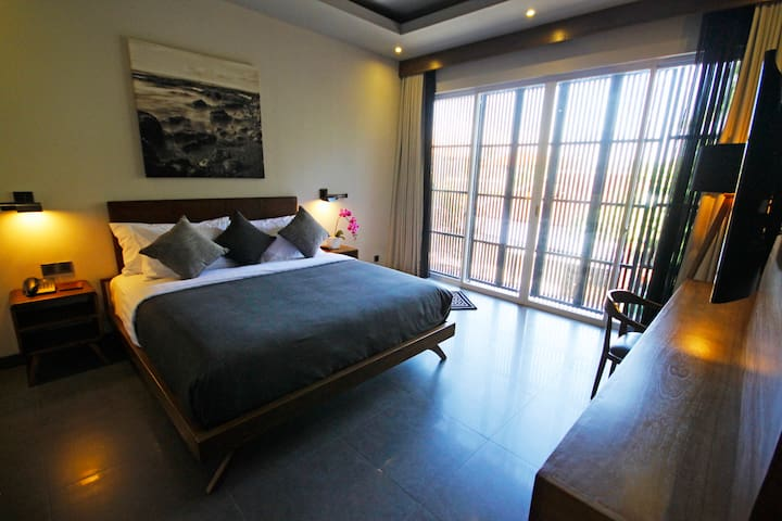Sanur Modern Cozy Apartment - Denpasar Selatan - Appartement