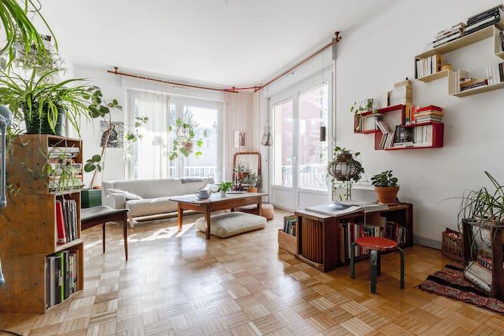 Appartement Terrasse Jardin - Toulouse - Apartment
