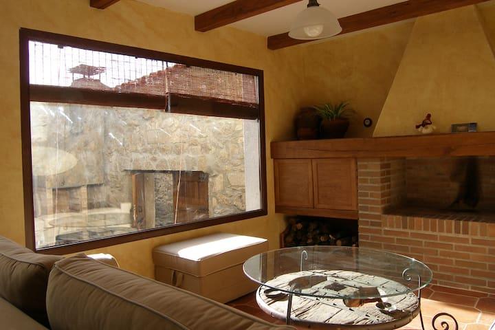 Casa Rural El Zahorí de Pinedas