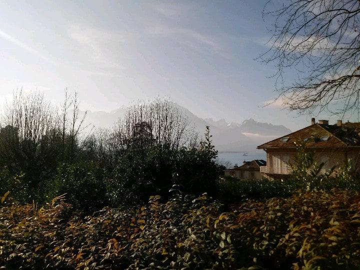 Ferienappartement am Genfer See nahe Montreux