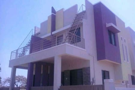 2BHK Row House Bunglow in good Environment