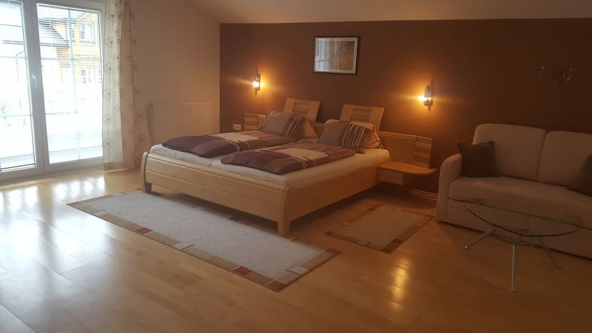 Krknjak Bed&Breakfast 4 - Tauplitz - Apartment